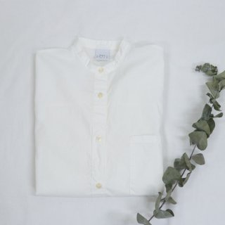 Pスタンドカラーワイドシャツ【Maison de PETITPOIS】