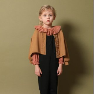 【FRIEND SHIP Fair Vol.2 30%OFF】KIDS レノラカーデ 120-140cm【toitoitoi】