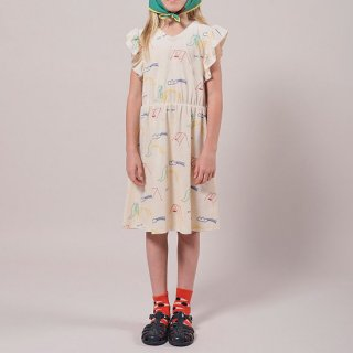 <img class='new_mark_img1' src='https://img.shop-pro.jp/img/new/icons14.gif' style='border:none;display:inline;margin:0px;padding:0px;width:auto;' />KIDS Eyes Red Short Socks【BOBO CHOSES】