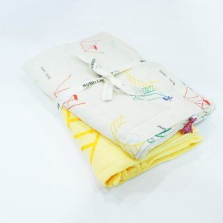 <img class='new_mark_img1' src='https://img.shop-pro.jp/img/new/icons14.gif' style='border:none;display:inline;margin:0px;padding:0px;width:auto;' />BABY Playground Muslin Pack 【BOBO CHOSES】