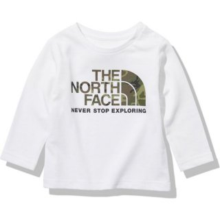 <img class='new_mark_img1' src='https://img.shop-pro.jp/img/new/icons14.gif' style='border:none;display:inline;margin:0px;padding:0px;width:auto;' />BABY L/S Camo Logo Tee 【THE NORTH FACE】