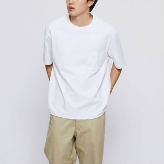 MENS BIG TEE WITH POCKET 【MXP】