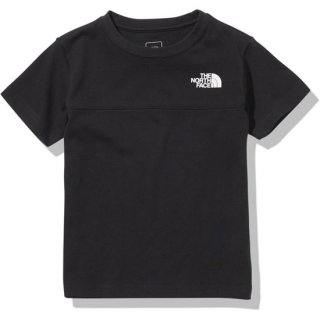 KIDS S/S Blocked Tee 【THE NORTH FACE】