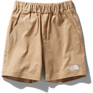 KIDS Cotton Easy Climbing Short 【THE NORTH FACE】