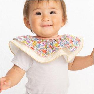 BABY LIBERTY PRINT スタイ&ブルマセット【solbois】