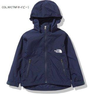 新色入荷♪KIDS Compact Jacket【THE NORTH FACE】