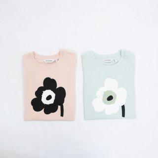 KIDS Vinde Unikko Placement Tシャツ【marimekko】//