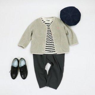 KIDS カラーレスフリースジャケット【DANTON】