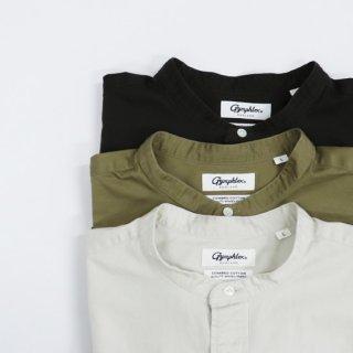 MENS バンドカラーシャツ【Gymphlex】