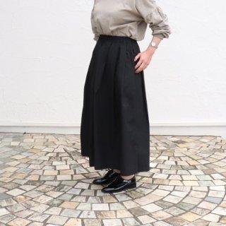 ヴィンテージワッシャー ロングスカート【Maison de PETITPOIS】
