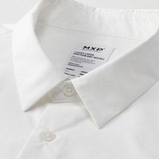 【Recommended】LONG SLEEVE SMART BROAD BOX SHIRT【MXP】