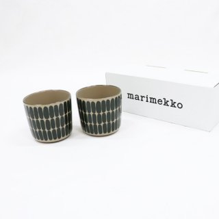 Alku コーヒーカップセット【marimekko】