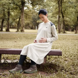 Maternity Micro Fleece One Piece【THE NORTH FACE】