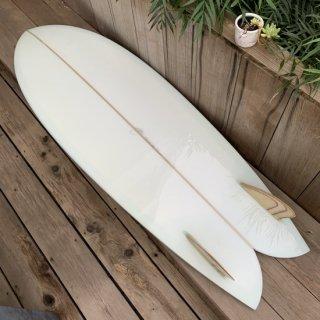 """MITSVEN SURFBOARDS DH FISH 5'8"""" ミツベン サーフボード DHフィシュ"""