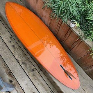 """MITSVEN SURFBOARDS CaliforniaClassicSingle 6'8"""" ミツベン カリフォルニアクラシックシングル"""