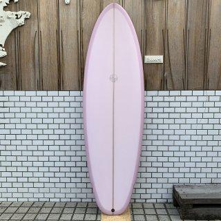 """MITSVEN SURFBOARDS PLATYPUS EGG 5'10"""" ミツベン サーフボード プラティパスエッグ クアッド"""