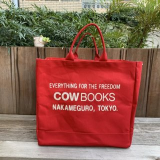 COW BOOKS Container BIG カウブックス コンテナ ブックベンダートート