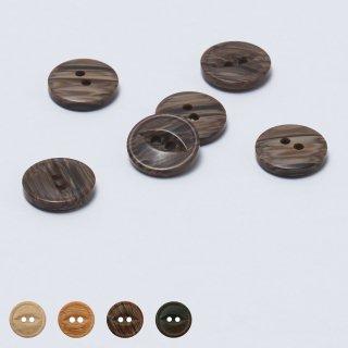 ウッド調ボタン   W-472 10〜13mm