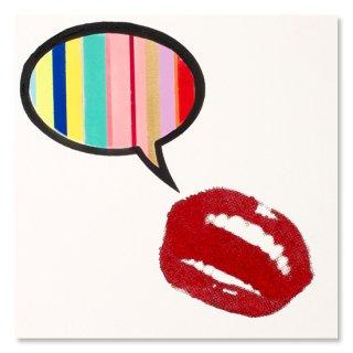 Stripe Lips