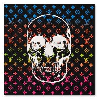 LV Nouveau Skull