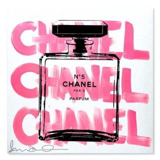 CHANEL CHANEL CHANEL White - Silk Screen [ Exclusive ] -