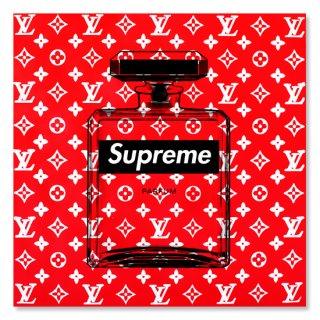 Chanel - Supreme Red