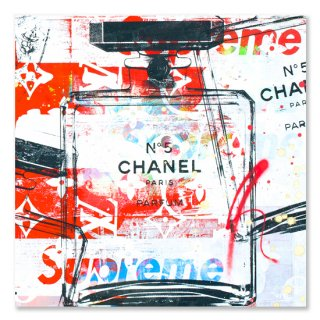 Graffiti CHANEL