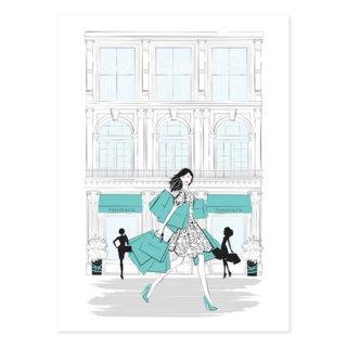 Tiffany Shop New York