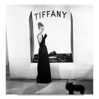 Audrey Hepburn In Breakfast At Tiffany's -1961-. �