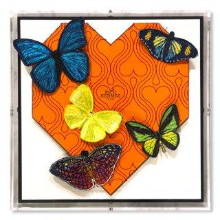 Hermes Flutter Heart