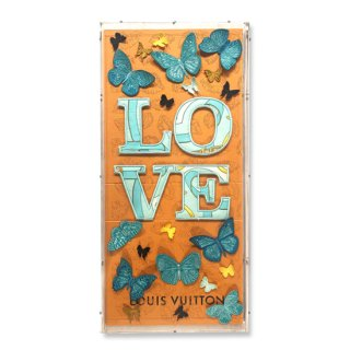 L.V. Butterfly Kisses