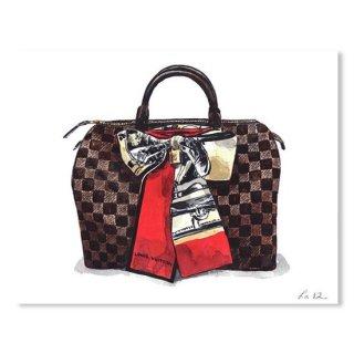 <img class='new_mark_img1' src='https://img.shop-pro.jp/img/new/icons16.gif' style='border:none;display:inline;margin:0px;padding:0px;width:auto;' />Louis Vuitton Bag Damier Ebene Speedy 1