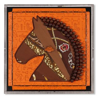 Hermes Cocoa Pony