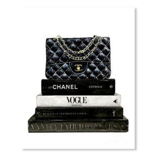 Fashion Books With Bag