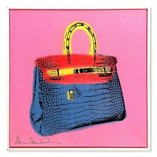 Breakfast Birkin - Silk Screen -