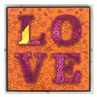 Hermes Love Letters, Magenta