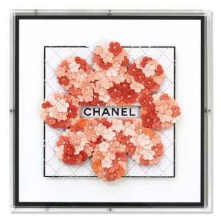 Chanel Flower Flower, Coral