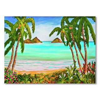 <img class='new_mark_img1' src='https://img.shop-pro.jp/img/new/icons16.gif' style='border:none;display:inline;margin:0px;padding:0px;width:auto;' />Lanikai Beach Oahu Hawaii #358