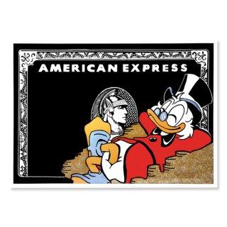 Scrooge x Black Amex custom