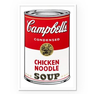 Soup Can - CHICKEN NOODLE