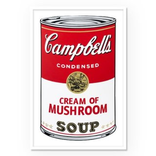 Soup Can - CREAM OF MUSHROOM