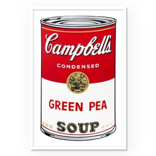 Soup Can - GREEN PEA
