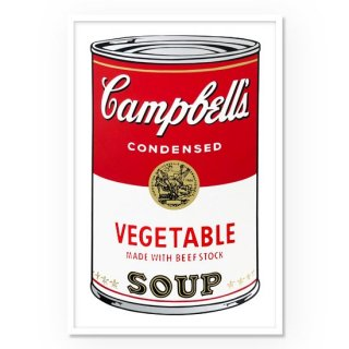 Soup Can - VEGETABLE
