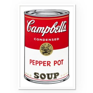 Soup Can - PEPPER POT