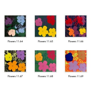 Flowers - Set of 10
