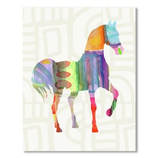 Colorful Horse 3