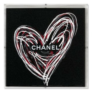 Chanel Yarn Heart