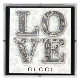 Gucci Love Letters (Silver)