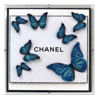 Chanel Cerulean Kaleidoscope
