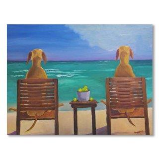 Beach Blondes